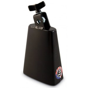 LP 228 Cowbell Black Beauty Senior Kuhglocke, schwarz