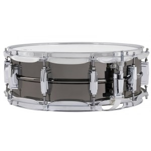 LUDWIG LB416 Black Beauty Supra Phonic 14x5 Snaredrum