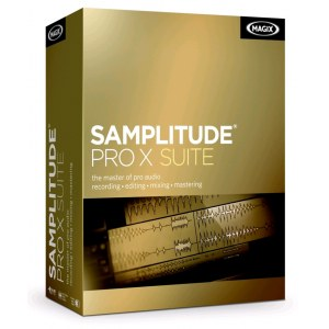 MAGIX Samplitude Pro X Suite Upgrade V.ProX Audio-/MIDI-Sequenzer