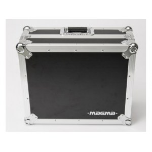 MAGMA Multi-Format Turntable-Case Equipment-Case, silber