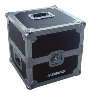 MAGMA Riot LP-Case SP 100 Platten-Transportkoffer, black