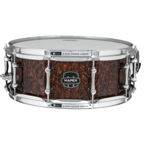 MAPEX AR-455 KCWT Dillinger Snare 14x5,5 Armory Snare Drum, ahorn