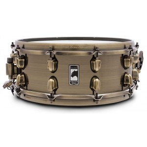 MAPEX BPBR-455 ZN The Brass Cat 14x5,5Zoll Black Panther Messing Snare, bronze