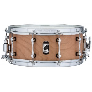 MAPEX BPCW4600CNW Cherry Bomb 14x6 Zoll Black Panther Snaredrum, natural satin wood