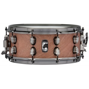 MAPEX BPMH460LNW Heartbreaker 14x6 Zoll Black Panther Snaredrum, natural satin wood