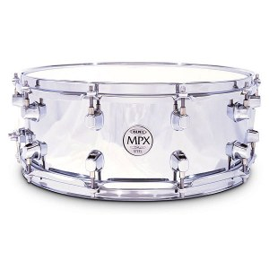 MAPEX MPST-4550 Steel Snare MPX 14x5,5Zoll Stahl Snare, chrom