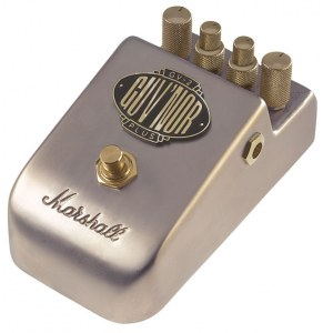 MARSHALL GV-2 Guvnor Plus Distortion Effektpedal