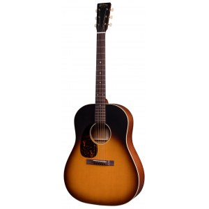 MARTIN DSS-17 Whiskey Sunset Slope Shoulder Akustik-Gitarre inkl. Softcase