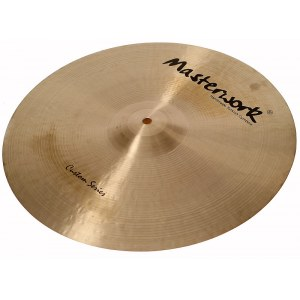 MASTERWORK Custom 16 Rock Crash Cymbal 16 Zoll Becken, brilliant