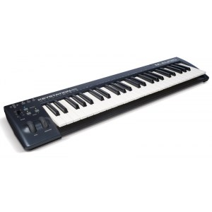 M-AUDIO Keystation 49 MkII USB MIDI-Keyboard Controller inkl. Software