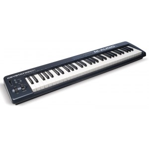 M-AUDIO Keystation 61 MkII USB MIDI-Keyboard Controller inkl. Software