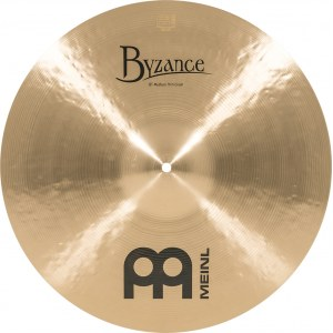 MEINL B18MTC Medium Thin Crash Cymbal 18 Zoll Byzance Becken, traditional