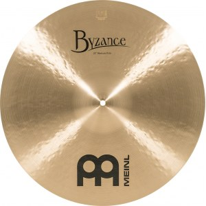MEINL B20MR Medium Ride Cymbal 20 Zoll Byzance Becken, traditional