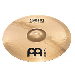 MEINL CC22PR-B Power Ride Cymbal 22 Zoll Classics Custom Becken, brilliant