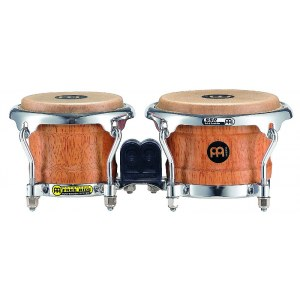 MEINL FWB100SNT-M Free Ride Holz Bongo, super natural