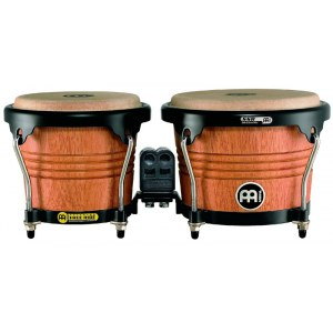 MEINL FWB190SNT-M Free Ride Holz Bongo, super natural