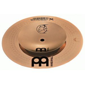 MEINL GX-6/8 AS-B Attack Stack Cymbal 6/8 Zoll /AL Generation X Mike Terrana Becken, regular