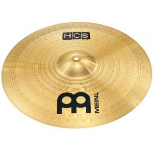 MEINL HCS18CR Crash Ride Cymbal 18 Zoll HCS Becken, regular
