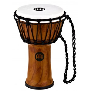 MEINL JRD-TA Jr. Djembe, twisted amber