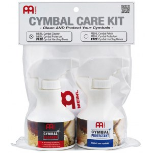MEINL MCCK-MCCL Cymbal Cleaner Care Kit Beckenreiniger Set