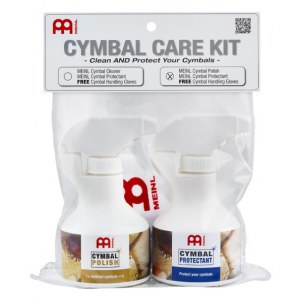 MEINL MCCK-MCP Cymbal Polish Care Kit Beckenpolitur Set