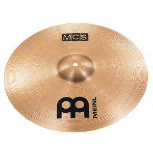 MEINL MCS16MC Medium Crash Cymbal 16 Zoll MCS Becken, regular