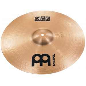 MEINL MCS18MC Medium Crash Cymbal 18 Zoll MCS Becken, regular