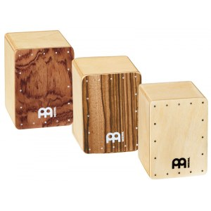 MEINL SH50-Set Mini Cajon Shaker Sortiment