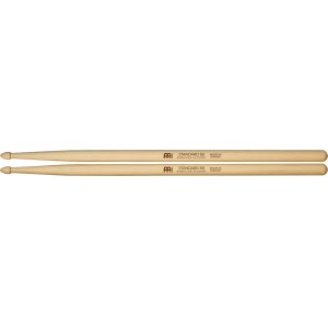 MEINL SB102 Medium Light Standard Wood 5B (Paar) Hickory Drumsticks
