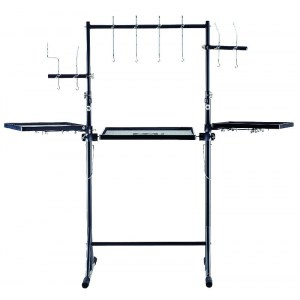 MEINL TMPWS Percussion Workstation Racksystem für Percussion Instrumente