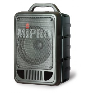 MIPRO MA-705D/CD Batterie-PA-System Batterie PA-System inkl. CD Player