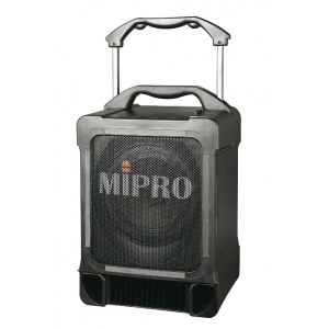 MIPRO MA-707 D/CD Batterie-PA-System, 70W/8Zoll Batterie PA-System inkl. CD Player