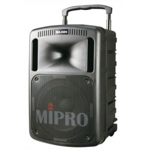 MIPRO MA-808 Batterie PA-System, 250W/10Zoll
