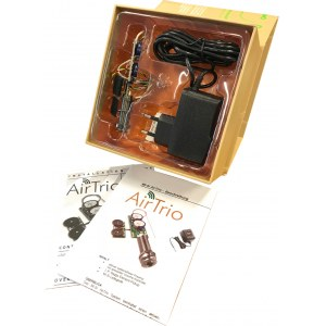 MI-SI acoustic Trio Air Aktives Preamp Tonabnehmer-System