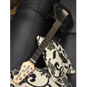 MUSIC MAN Silhouette Special HSS RW BLK E-Gitarre inkl. Koffer, black