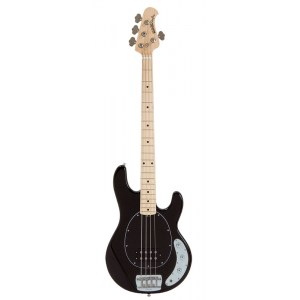 MUSIC MAN StingRay 4 H MN BK 2-Bd.EQ 4-saitiger E-Bass inkl. Koffer, black