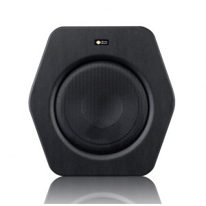 MONKEY BANANA Turbo 10s black aktiv 110W/10Zoll Studio-Subwoofer