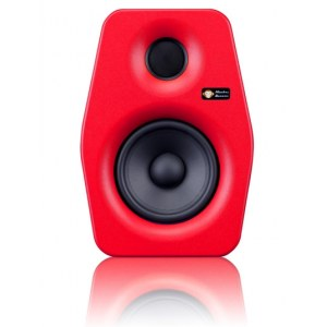 MONKEY BANANA Turbo 5 red aktiv 80W/5Zoll (Stück) Studio-Nahfeldmonitor