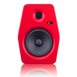 MONKEY BANANA Turbo 8 red aktiv 110W/8Zoll (Stück) Studio-Nahfeldmonitor