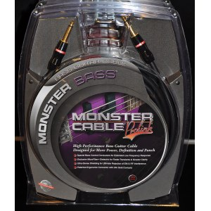 MONSTER Bass 12 Instrumentenkabel Kl-Kl 3,6m (MO600198)