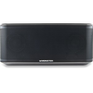MONSTER Clarity HD Micro Black Bluetooth Speaker Multimedia-Lautsprecher