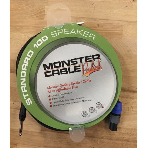 MONSTER Standard 100 25MSP Lautsprecherkabel Klm-SP 7,6m (MO607251)