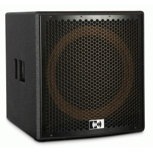 MONTARBO Earth-118 aktiv 1500Watt/18Zoll Class-D PA-Subwoofer