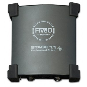 FIVE-O Stage 1.1 / B-Ware Aktive DI-Box