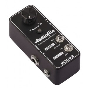 MOOER MHA 1 Audiofile Headphone Amplifier Effektpedal