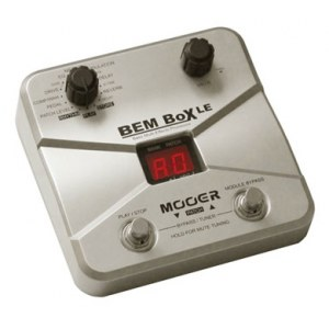 MOOER BE-30 BEM Box LE Bass-Multieffekt