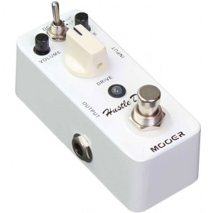 MOOER MDS-2 Hustle Drive Distortion Effektpedal