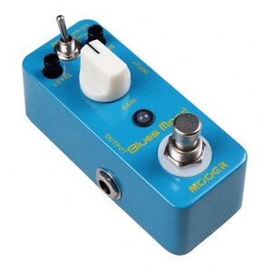 MOOER MBD-2 Blues Mood Overdrive Effektpedal