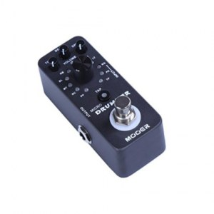 MOOER MDM1 Drum Machine Effektpedal