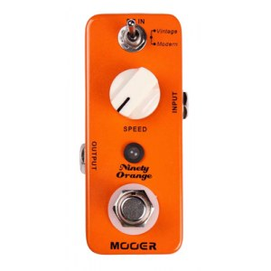MOOER MPH-1 Ninety Orange Phaser Effektpedal